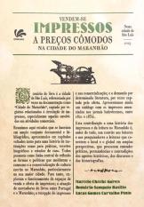 Capa Livro Impressos
